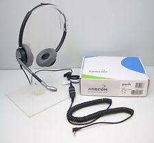 ADD770-06 Headset for Cisco SPA504 508 921 922 941 942 & Polycom 320 321 330 331