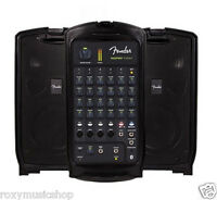 New Fender® Passport Event Portable PA System