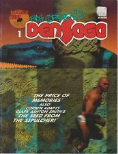 RICHARD CORBEN DE DENSAGA  STAPLED COLOR COMICS 1992 FANTAGOR PRESS