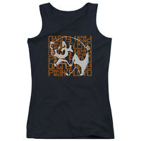 PINK FLOYD PIG Licensed Junior Women's Graphic Band Tank Top SM-2XL