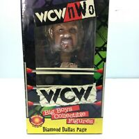 WCW NWO Diamond Dallas Hand Painted Bobble Head Big Boy Collectible Figure 1998