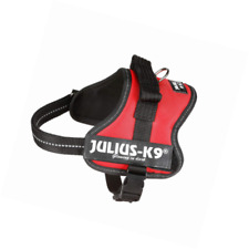 Julius-K9 15013 Pet Dog Power Harness, Mini-Mini - Red