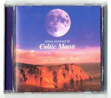 CD MANGA / FINAL FANTASY IV CELTIC MOON (B.O.F SOUNDTRACK O.S.T) COMME NEUF