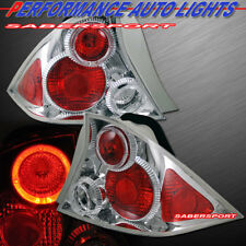 Set of Pair Chrome Altezza Taillights for 2001-2003 Honda Civic 2dr Coupe only