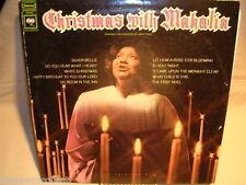 Christmas With Mahalia Jackson CS 9727 Demonstration Record VG+ / VG+
