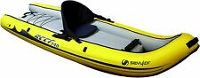 Sevylor Reef 240 Inflatable Sit on Top Kayak 1 Person High Quality - Lightweight