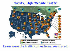 100,000,000 views for your website real web traffic in year + Live stats