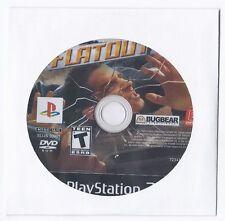 FlatOut (Sony PlayStation 2, 2005)