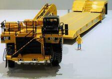 "Caterpillar Norscot 55220 CAT 784C Tractor w/ TowHaul Trailer 1:50 New ""HUGE"""
