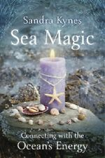 Sea Magic Book Transforming Life with Beach Ocean Sea Book ~ Wiccan Pagan Supply