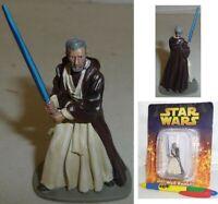 Figura Obi-Wan en Metal Estrella Wars Serie 1 de agostini Italia