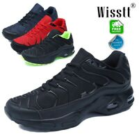 Men's Casual Sneakers Running Shoes Outdoor Sports Athletic Air Cushion Fashion
