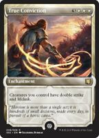 1x True Conviction MTG Signature Spellbook: Gideon NM Magic Regular
