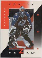 1997-98 ZENITH - Z TEAM 5 X 7 - PATRICK ROY