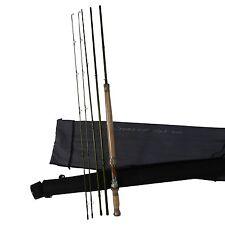 Switch Fliegenrute Klasse 3; Länge: 9,9 Fuß, 4-teilig, plus Ersatzspitze