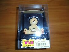 Bad Taste Bears D.J. NEW In Box DJ