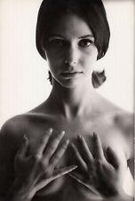 WILLY RIZZO , SUZANNE STRASBERG  3 TIRAGES ORIGINAUX 1966 (cachet au dos)
