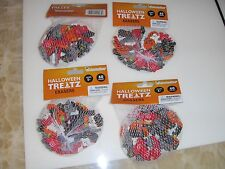 New ! 4 X 60 Counts Halloween Eraser for Trick or Treat Party Favour Favor