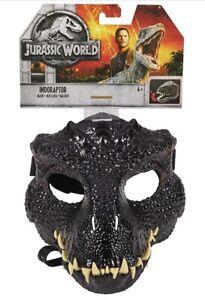 Jurassic World Indoraptor Mask New Packaged Uk Seller FLY94 🇬🇧