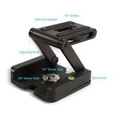 Z Flex Tilt Head Camera Bracket Tripod Ball Head Tripod Quick Release Plate
