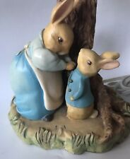Peter Rabbit Lamp The World of Beatrix Potter Frederick Warne 1994 Charpente