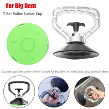 125mm Suction Cups Dent Puller T-Bar Paintless Dent Removal Tool Car Repair Kit