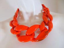Modeschmuck-Halsketten & -Anhänger aus Acryl mit Perlen für Damen