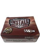 New listing Directed(R) Install Essentials 556Uw Universal Remote-Start Interface