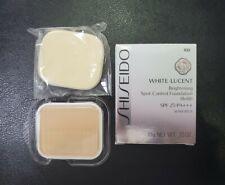Shiseido White Lucent Brightening Spot Control Foundation Pink Ochre 10 (I00)