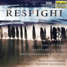 Jesus L pez-Cobos - Pines of Rome [New CD]