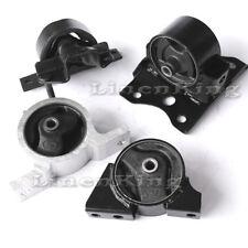 Trans, Engine Motor Mounts Kit G045 For 00-06 Nissan Sentra 1.8L Full Set