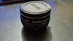 Kenko TelePlus MC4 AF 2.0X APM Teleconverter for Pentax