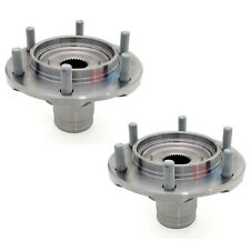 Pair Set of 2 Front WJB Wheel Hubs for Toyota 4Runner Sequoia Tacoma Tundra 4WD