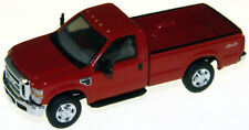 HO RIVER POINT STATION Red Ford F-350 XLT SRW  : 1/87 Model Truck