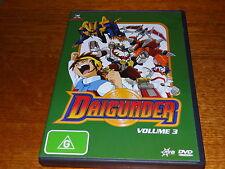 DAIGUNDER VOL 3 DVD *BARGAIN*