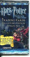 Harry Potter Prisoner Of Azkaban Update  Factory Sealed Hobby Packet / Pack