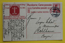 Schweiz AK Bern 1913 Schweizer Landesausstellung 1914