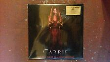 ORIGINAL SOUNDTRACK - CARRIE - Numbered bloody RED Vinyl/LP - NEW = SEALED