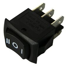 10x Interruttore 21x15mm 2x On-Off-On Commutazione 125V 250V Mini-Schalter 230V