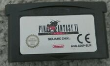 Final Fantasy 6 VI Game Boy Advance GBA FF6 FFVI