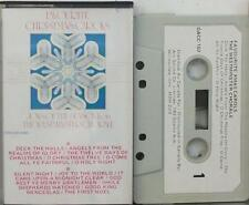 The Westminster Chorale: Favourite Christmas Carols: Audio Cassette