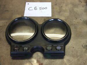 Honda CB500 Speedo Tacho Rev Counter Cover Glass