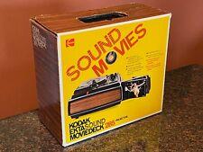 Vintage Kodak Ektasound Moviedeck 285 Sound 8Mm Super 8 Projector – New In Box!