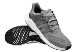Adidas Mens Originals EQT Support 93/17 Trainers Sneakers Grey