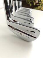 Nike Tiger Woods Limited Edition Collectors Golf Set 3-P Top Zustand! RH Eisen!