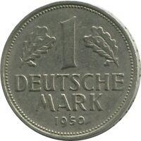 1 DM 1950 D MUNCHEN Germany #DE10398.5DW
