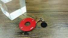 red clickwheel click wheel flex black key button for ipod 5th gen video 30gb u2