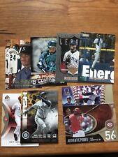 (8) Ken Griffey Jr Base/insert Miscellaneous Card Lot