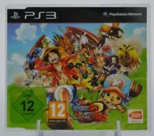 One piece Unlimited World R PROMO only not for resale PRESS PS3 playstation