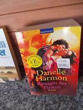 Königin der Piraten, ein Roman von Danelle Harmon, aus dem Blanvalet Verlag